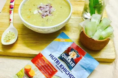 Nutri Oats khichdi Recipe