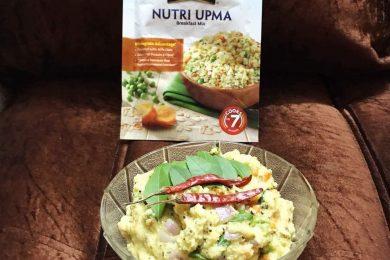 Nutri Upma Recipe