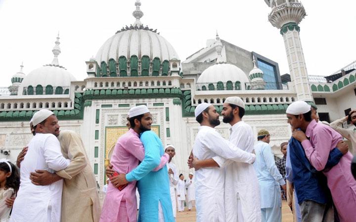 EID celebration.