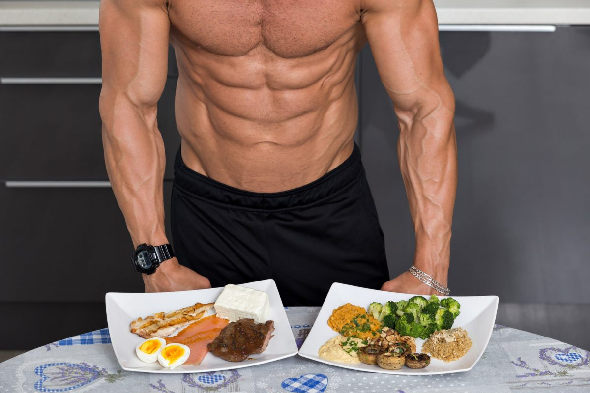 Eat Good Fat And Gain Muscles!